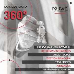 La inmobiliaria 360º: NUWE Selección Inmobiliaria